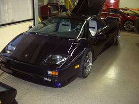 Lamborghini / Driven Exotics